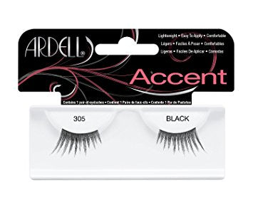 Ardell Professional Accent Black #305