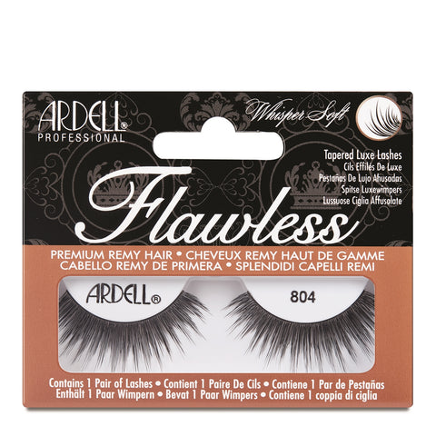 Ardell Professional Flawless Tapered Luxe Lashes #804