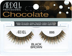 Ardell Professional Chocolate Black Brown #886