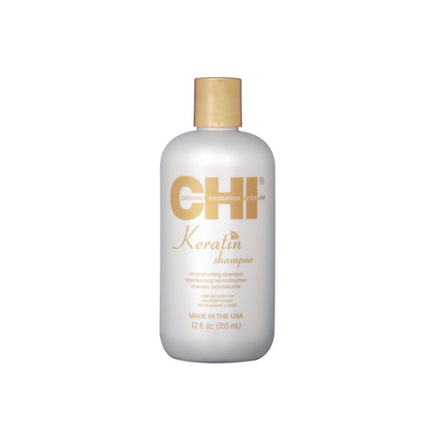 Chi Keratin Shampoo, 12oz/355mL