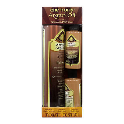 One 'n Only, Argan Oil, Hydrate Control Pack, 29g/1oz