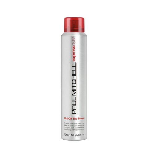 Paul Mitchell Express Style Hot Off the Press, 6oz/200mL