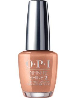 OPI Infunite Shine 2, Sweet Caramel Sunday, 15mL/0.5oz