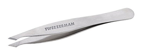 TWEEZERMAN Professional Pointed Slant Stainless Tweezer