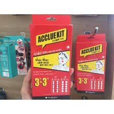 Acne patch ACCLUEKIT Richenna Pharm (Total 66 small patches)