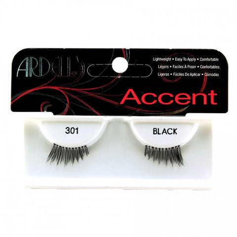 Ardell Professional Accent Black #301