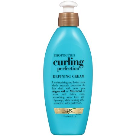 Ogx Moroccan Curling Perfection Defining Cream, 177ml/6oz
