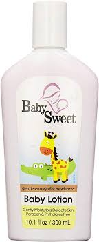 BabySweet BABY LOTION 10.1fl.oz./300ml