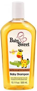 BabySweet TEARLESS BABY SHAMPOO 10.1fl.oz./300ml
