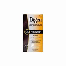 Bigen Permanent Powder Hair Color #96 Deep Burgundy .21oz