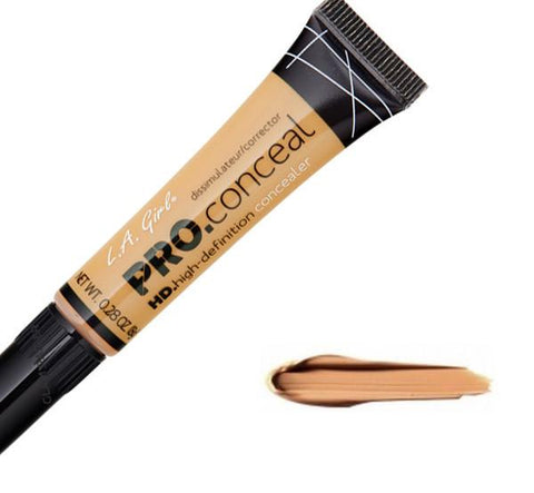 L.A. Girl Pro Conceal HD Concealer, Cool Tan, 0.28oz./8g