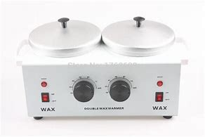 Wax NECESSITIES Professional Double Wax Warmer