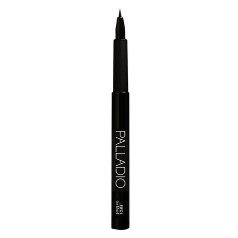 Palladio FELT-TIP EYELINER PEN jet black, 1.1 ml/0.037 fl oz