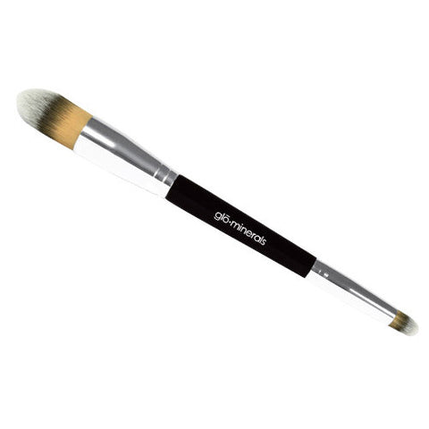 Glo-minerals dual foundation/camouflage Brush