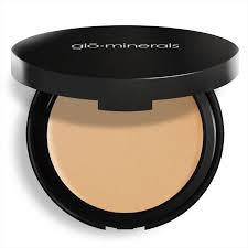 Glo-minerals Pressed Base Powder Foundation, Natural Medium 9.9g/0.35oz