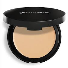 Glo-minerals PRESSED BASE Powder Foundation Honey Fair 9.9g/0.35oz