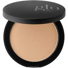 Glo-minerals pressed base powder foundation Honey Medium 9g/0.31oz