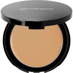 Glo-minerals Pressed Base Powder Foundation, Natural Dark 9.9g/0.35oz