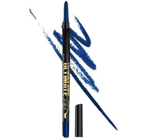 L.A. Girl Ultimate Intense Stay Auto Eyeliner, Never-Ending Navy, 0.01 oz/0.35g