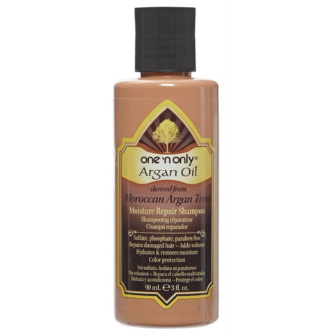 One 'n Only, Argan Oil, Moisture Repair Shampoo, 90mL/3oz