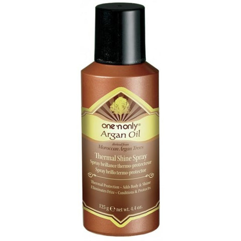 One 'n Only, Argan Oil, Thermal Shine Spray, 125g/4.4oz