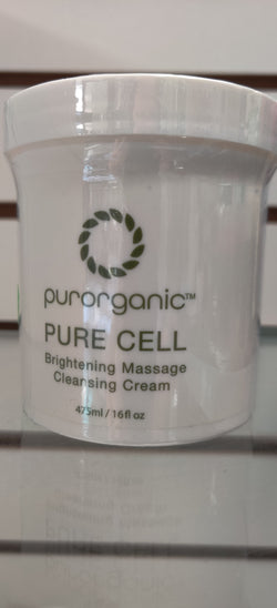 purorganic PURE CELL Brightening Massage Cleansing Cream 475ml/16 fl oz
