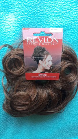 Revlon, Swirlz, Medium Red