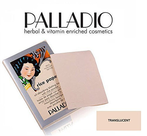 Palladio RICE PAPER, 10g/0.35 oz
