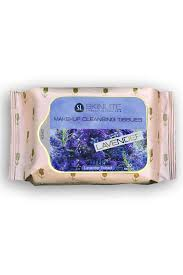 SKINLITE MAKE-UP CLEANSING TISSUES -Lavender- 30pcs