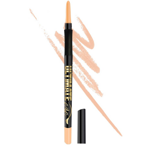 L.A. Girl Ultimate Intense Stay Auto Eyeliner, Super Bright, 0.01 oz/0.35g