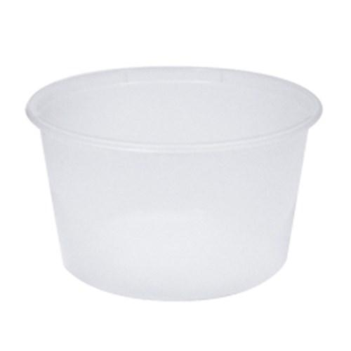 500ML Round Containers GENFAC (50/pack) - Virgara Fruit & Veg, Adelaide wide free fresh fruit & veg delivery