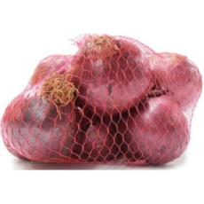 Onion Red 1kg Bag or 5Pcs - Virgara Fruit & Veg