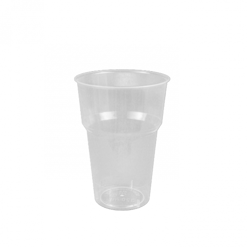 Clear Cups 285ml (50/pack) - Virgara Fruit & Veg, Adelaide wide free fresh fruit & veg delivery
