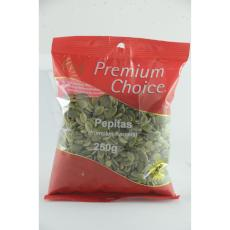 Pepitas (Pumpkin Kernels) 250G - Premium Choice - Virgara Fruit & Veg