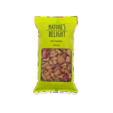 Nature Delight Rice Crackers 500G - Virgara Fruit & Veg