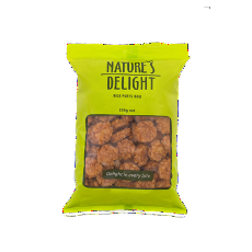 BBQ Rice Puffs 250G - Natures Delight - Virgara Fruit & Veg