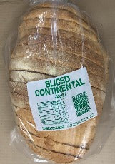 Continental Sliced Bread 900GM - Virgara Fruit & Veg