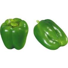 Capsicum Green - 2Pcs - Virgara Fruit & Veg