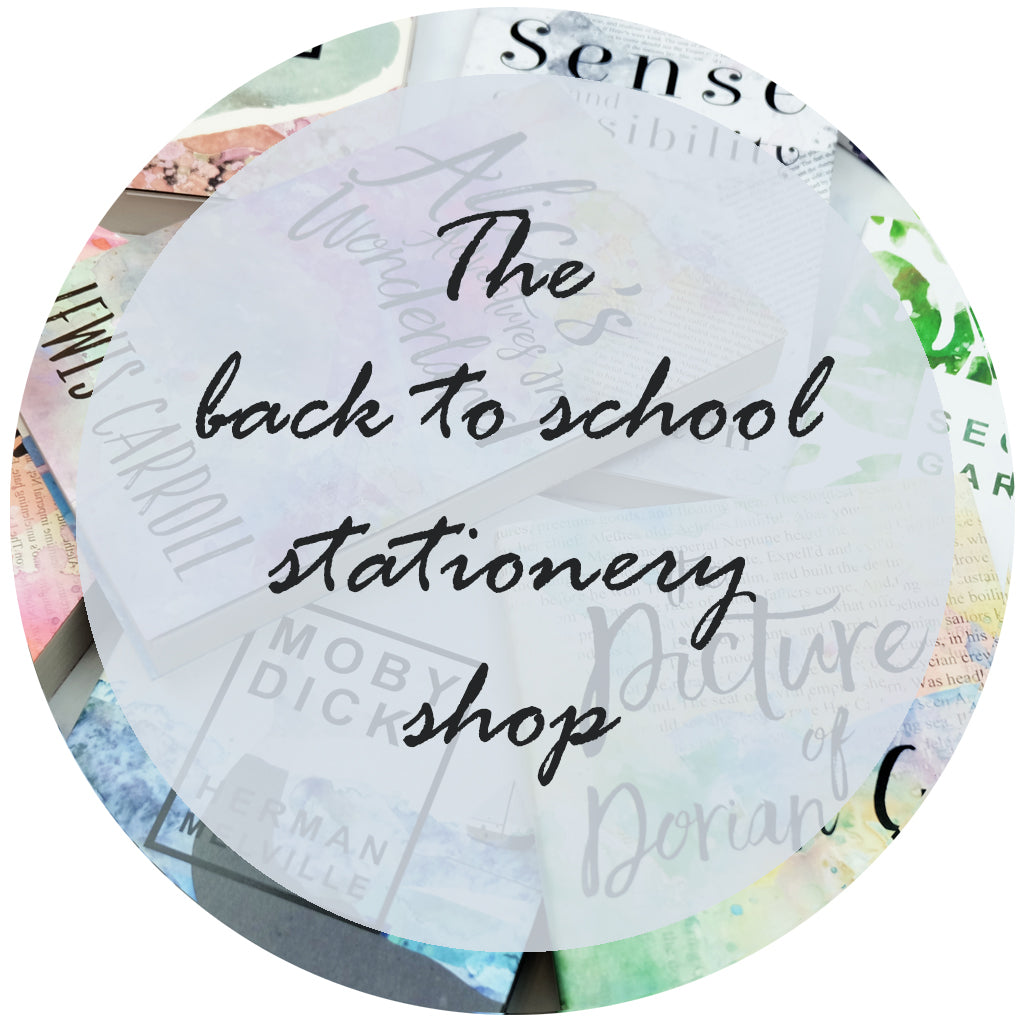 The Back To School Stationery Shop