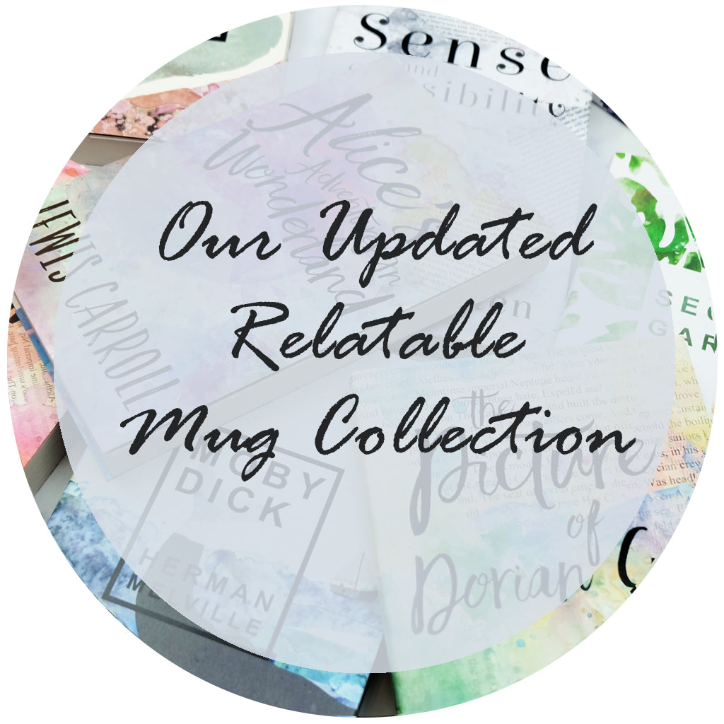 Our Updated Relatable Mug Collection!