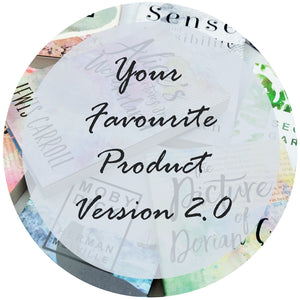 Your Favourite Product - Version 2.0