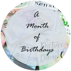 A Month of Birthdays!