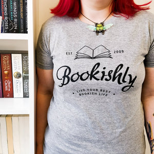 Bookishly Logo T Shirt
