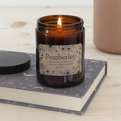 Literary Location Candle Batch