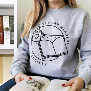 Sunday Readers Society Sweatshirt