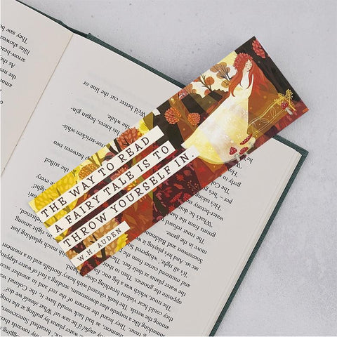 Pack of 25 Fairy Tales Bookmarks