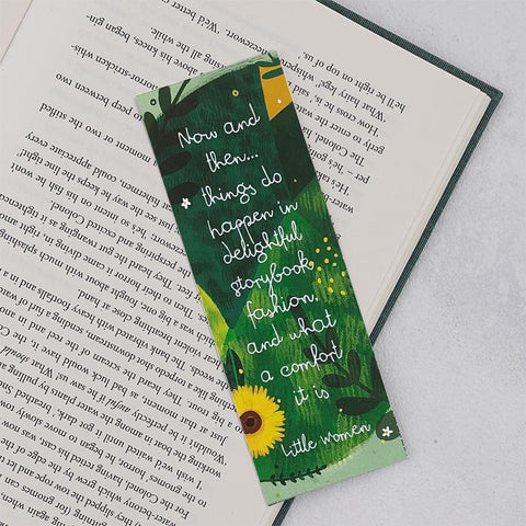 "Pack of 25 Little Women ""Storybook Fashion"" Bookmarks"