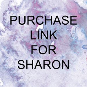Purchase Link for Sharon