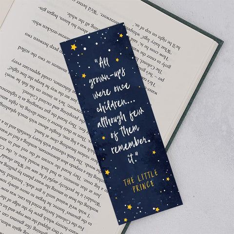 Pack of 25 The Little Prince Bookmarks