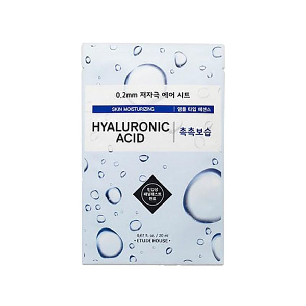 Etude House 0.2mm Therapy Air Mask (Hyaluronic Acid)